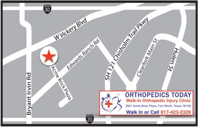 Orthopedics Today Walk-In Clinic Fort Worth