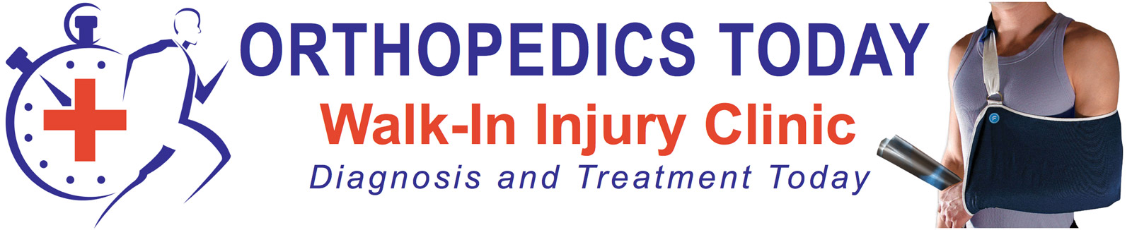 Orthopedics Today broken bones sprains